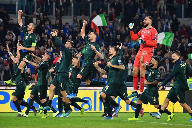 EURO 2020: Wie is al zeker van zijn plaats en voor wie wordt het nog spannend?