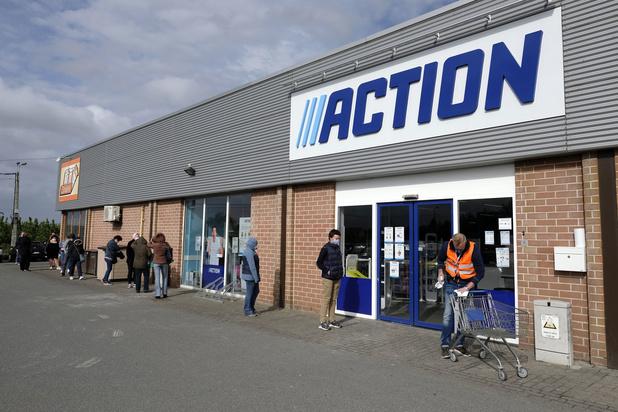 Discountketen Action groeit in 2020 dankzij nieuwe winkels
