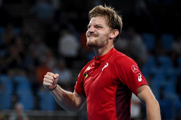 ATP Cup: België als beste tweede door naar kwartfinale tegen Spanje