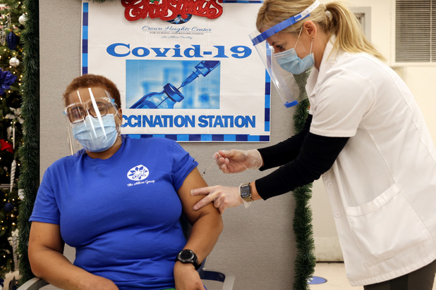 Vaccin Covid : sérieuse réaction allergique chez un New-yorkais