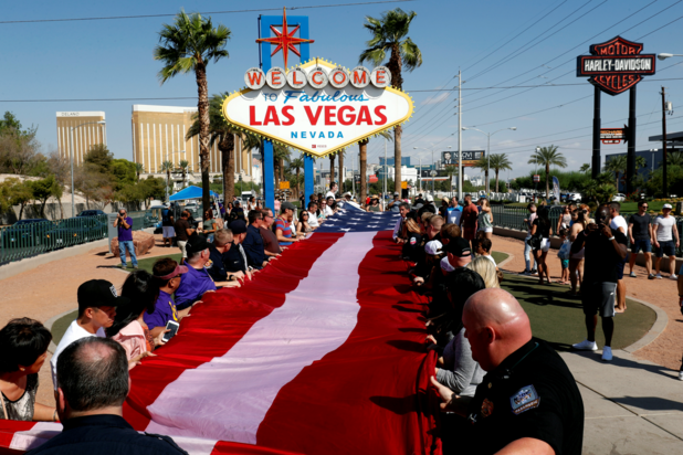 Hotelgroep schikt voor 800 miljoen dollar met slachtoffers van moordpartij Las Vegas