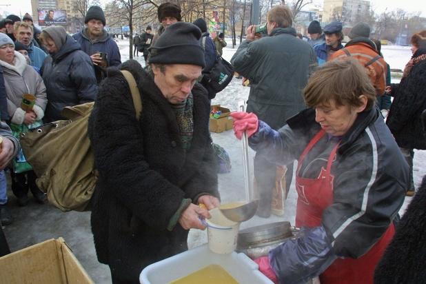 Le Kremlin relativise une étude concrète sur la pauvreté