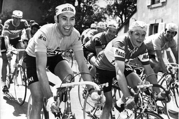 Tour de France: la légende du maillot jaune fête ses cent ans