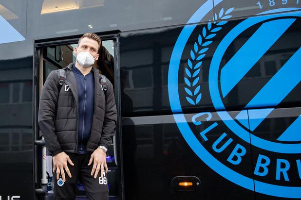 Le match entre le Dynamo Kiev et Bruges avancé en raison des conditions climatiques