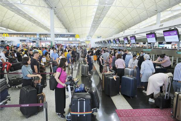 Ook Hongkong en Singapore starten voorzichtig met reisbubbel