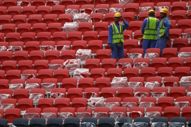Qatar 'zal niet meer samenwerken' met bouwbedrijf na vernietigend rapport van Amnesty