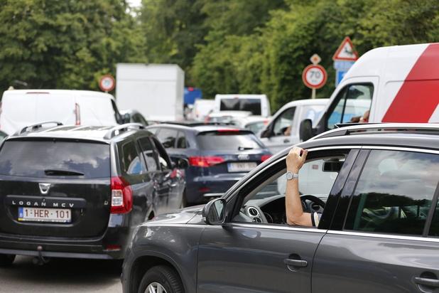 Les routes des vacances encombrées : déjà 4 heures de files en direction du Sud