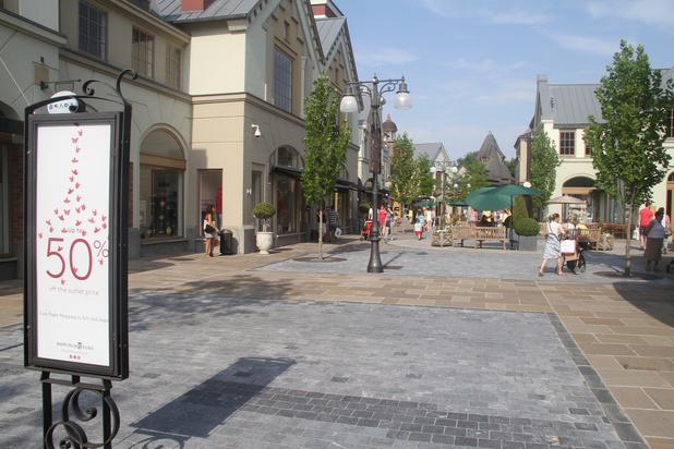 Bezoekers Maasmechelen Village zullen via warmtebeeldcamera passeren