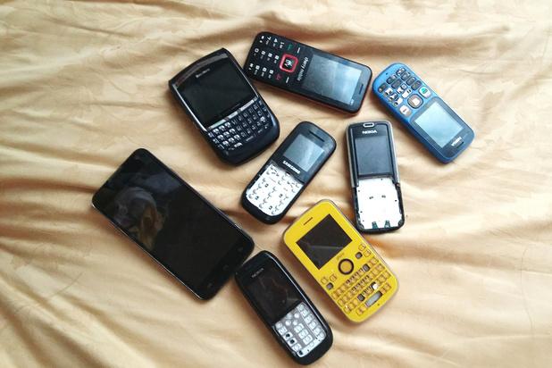 De vieux GSM trainent dans vos tiroirs ? Recupel lance une vaste collecte