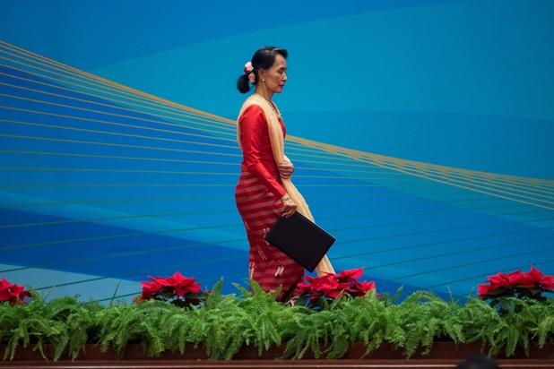 C'est la hess par Gérald Papy: le pari perdu de la dame de Rangoun (chronique)
