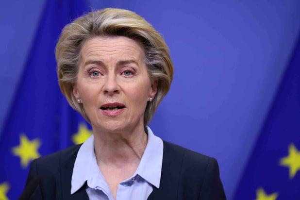 Ursula von der Leyen: 'Les règles offline doivent s'appliquer aussi online'
