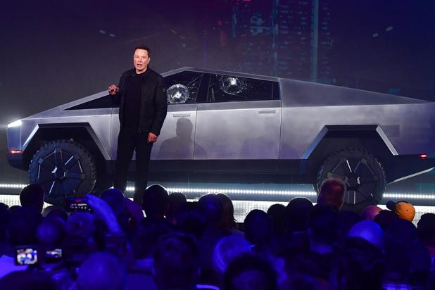 Tesla: 'Al 150.000 bestellingen voor Cybertruck' ondanks presentatieblunder