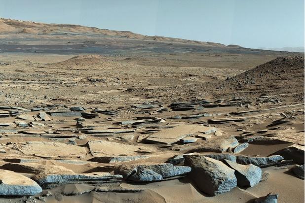 La Chine veut lancer une mission sur Mars en juillet