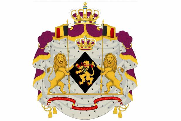 Les armoiries royales féminisées