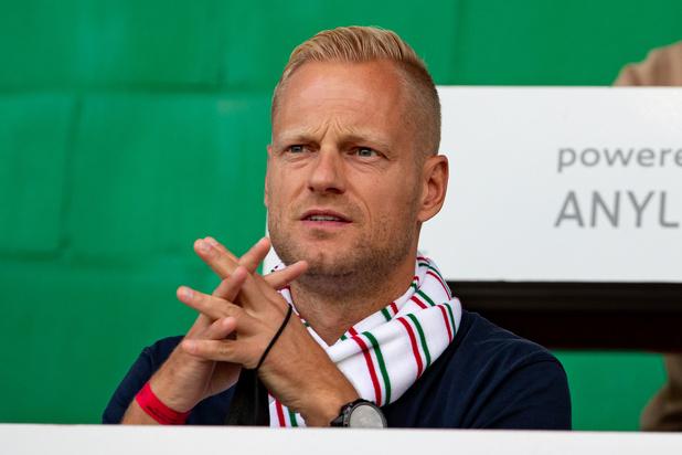 Olivier Deschacht wordt assistent van Jacky Mathijssen bij Belgische U21