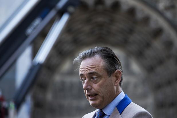 N-VA-voorzitter Bart De Wever: 'Na 2024 met PS onderhandelen over ordentelijk scheidingsakkoord'