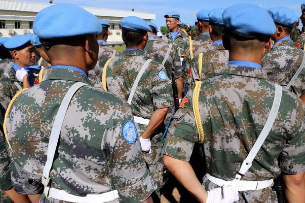 VN-rapport voorziet in vertrek van blauwhelmen in Congo tegen 2022