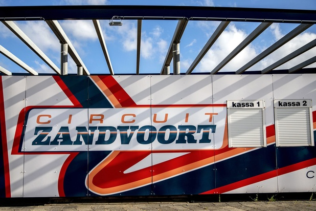 La F1 de retour à Zandvoort