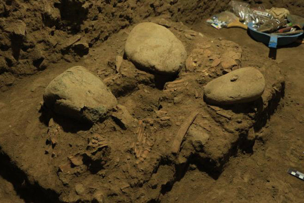 DNA van skelet in Indonesië legt nooit eerder ontdekte mensensoort bloot