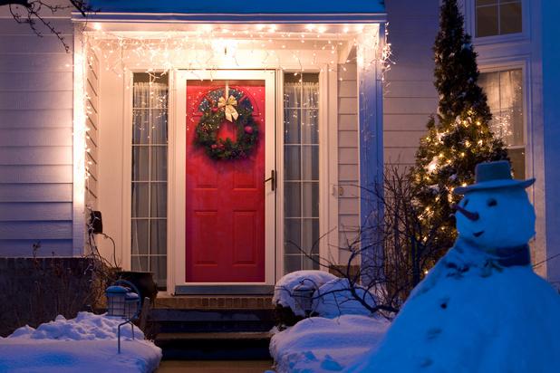 La police peut-elle rentrer chez moi le soir de Noël ?