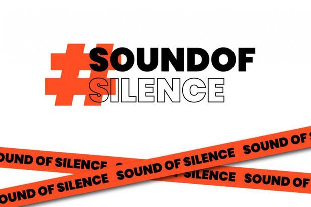 Manifestatie eventsector op 5 september 'geen initiatief van #Soundofsilence'
