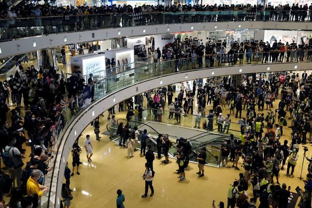 Veiligheidswet Hongkong: Michel en Von der Leyen maken 'ernstige bezorgdheid' over aan Peking
