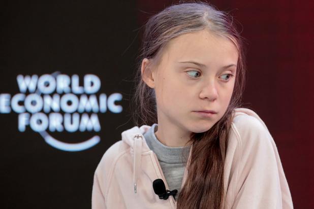 Davos: jonge klimaatactivisten eisen meer inspraak