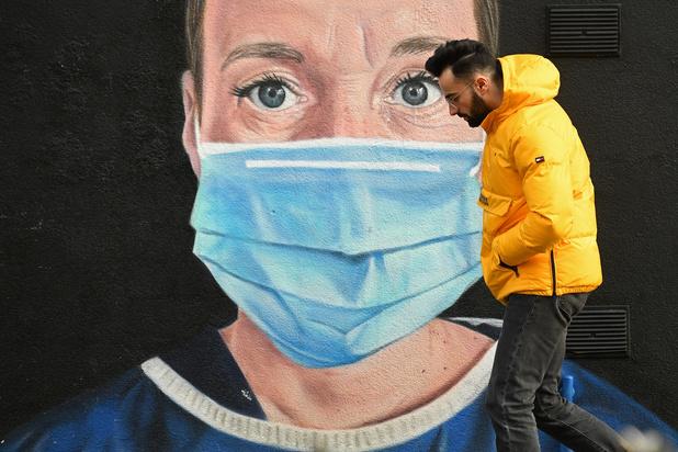 Royaume-Uni: aucun mort du Covid en 24h pour la première fois depuis juillet