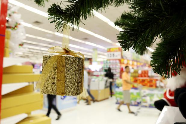 """""""Le jour le plus chargé de l'année"""", pour les supermarchés"""
