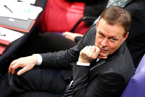 Vicevoorzitter Duits parlement overlijdt tijdens tv-opname