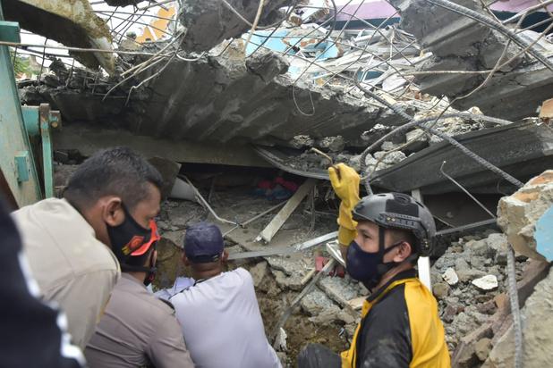 Un fort séisme en Indonésie fait au moins 34 morts