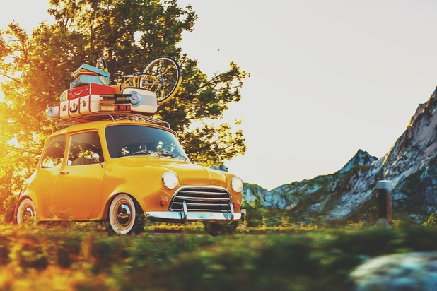 Les Belges optent pour des vacances en voiture