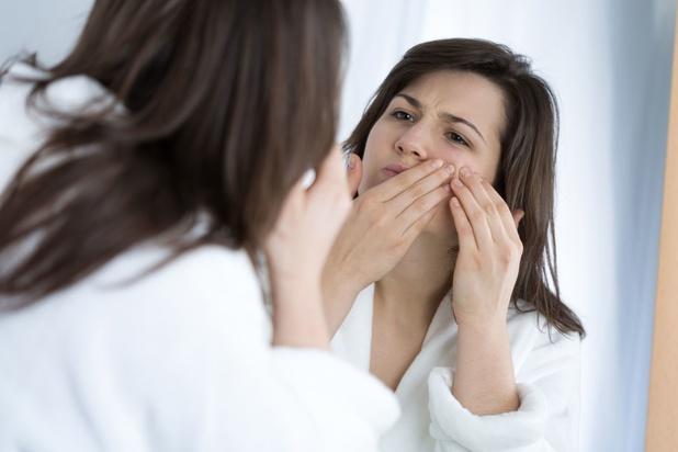 Problèmes de peau: et si c'était le stress?