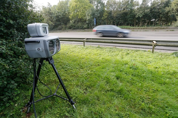 Marathon de contrôles de vitesse: 29.450 infractions
