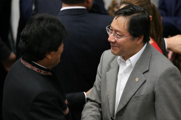 Evo Morales schuift voormalig minister naar voor als presidentskandidaat