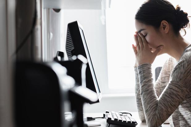 Migraine op de werkvloer nog steeds taboe