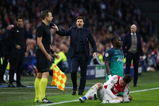 Ontslag Pochettino vervolledigt Europese Ajax-vloek