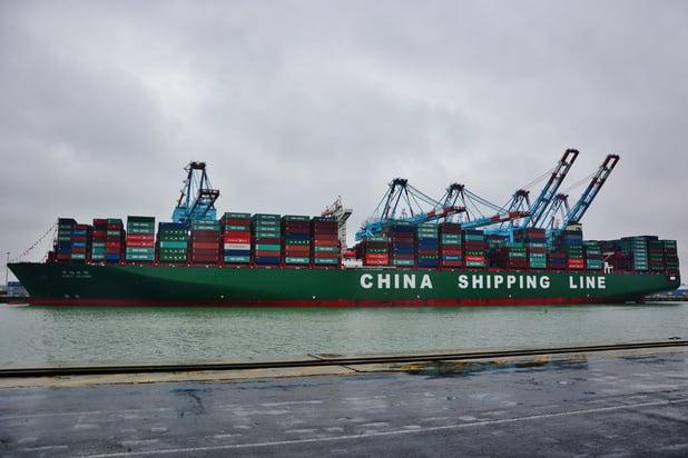 Zeevaartsector steekt komende jaren miljarden in verduurzaming
