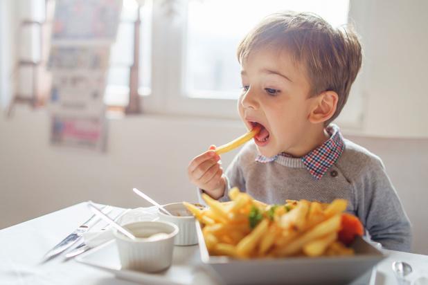Slecht dieet als kind kan darmflora levenslang schaden