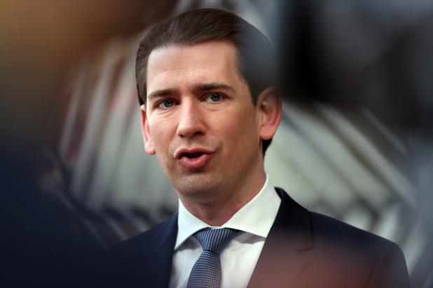 Oostenrijkse bondskanselier niet bereid extra Afghaanse vluchtelingen op te vangen