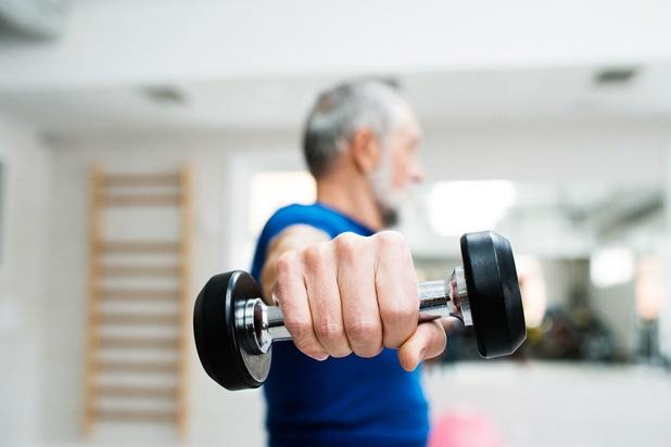 La musculation pour lutter contre les bouffées de chaleur