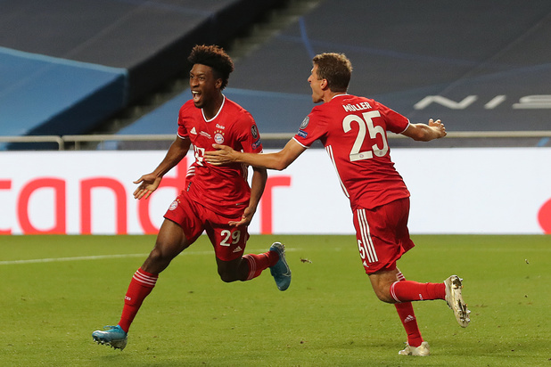 Le Bayern Munich bat le PSG et s'offre une 6e Ligue des champions
