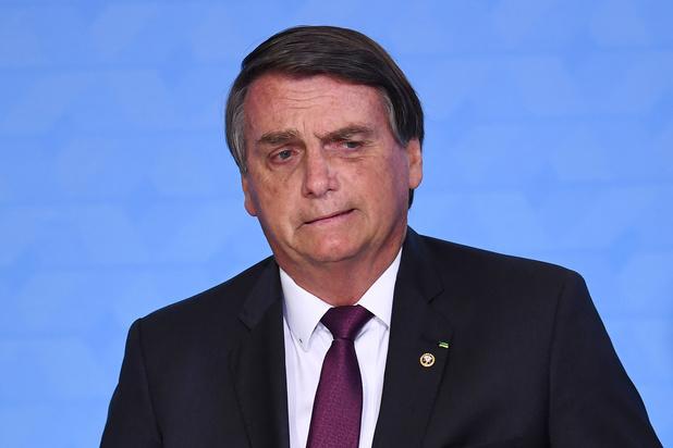 """Présidentielle américaine : Bolsonaro félicitera """"le candidat qui aura été élu"""""""