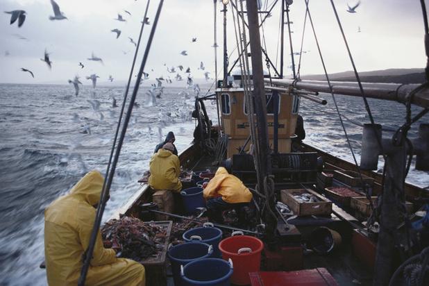 Paris demande la mise en oeuvre rapide de l'accord de pêche post-Brexit