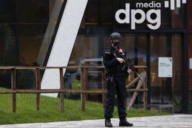 DPG voorziet extra bewaking aan gebouwen in België en Nederland