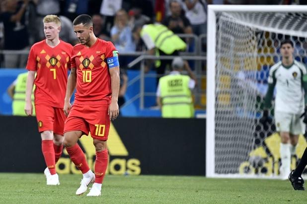 EURO 2021: De Bruyne et Doku joueront contre l'Italie, pas Eden Hazard