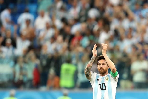 Matias Suarez accompagnera Messi à la Copa América