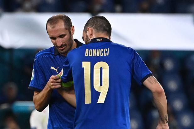 België-Italië: 'Chiellini en Bonucci hebben al laten zien hoe je Lukaku afstopt'