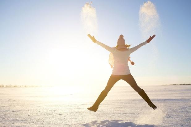 8 astuces pour faire le plein d'énergie en hiver