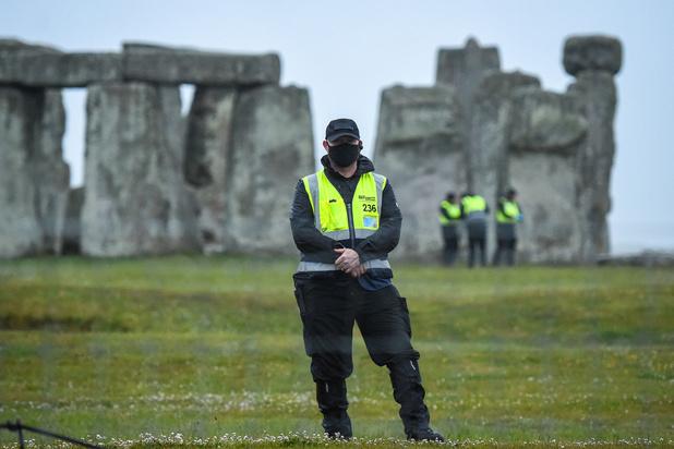 Miljoenen mensen volgden zomerzonnewende op Stonehenge online